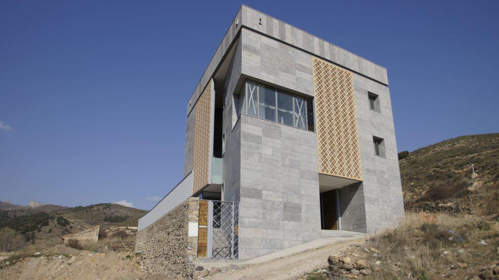 Construcción vivienda Moncayo Ámbito d&d