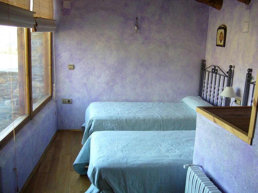 Construcción Casa Rural Pirineos Ámbito d&d