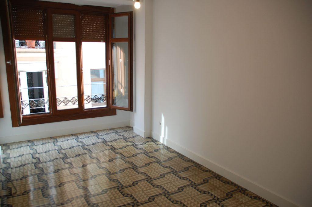 Reforma integral vivienda San Pablo Zaragoza Ámbito d&d