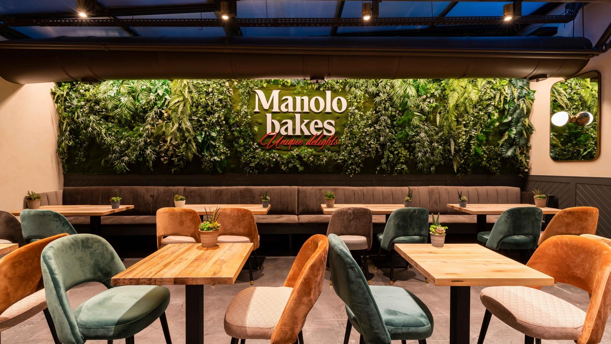 Manolo Bakes en Zaragoza · Reforma integral de local · Ámbito d&d Arquitectura