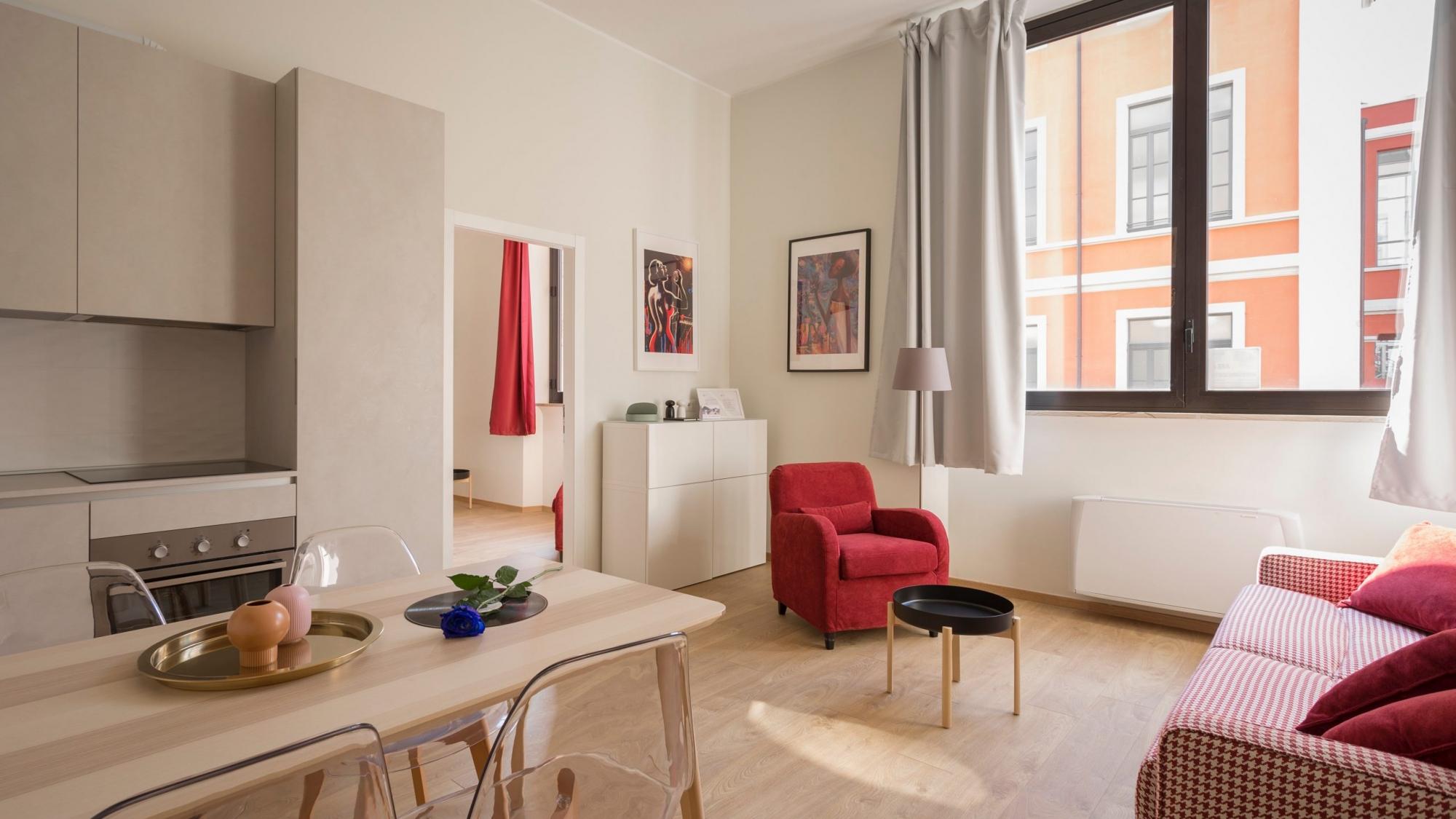 Reforma de una vivienda pequeña - Ámbito d&d